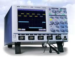 Teledyne Lecroy Wr6200 2 Ghz/4Ghz/5 Gs/S Digital Oscilloscope