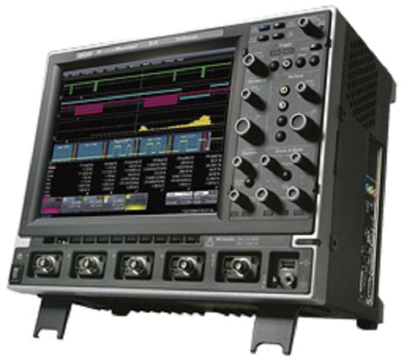 Teledyne Lecroy Wr64Xi 600 Mhz/4Ch Digital Oscilloscope