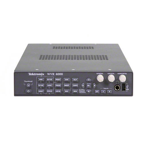 Tektronix Wvr4000 Video & Broadcast Test Equipment