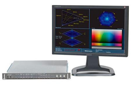 Tektronix Wvr8200 Video & Broadcast Test Equipment