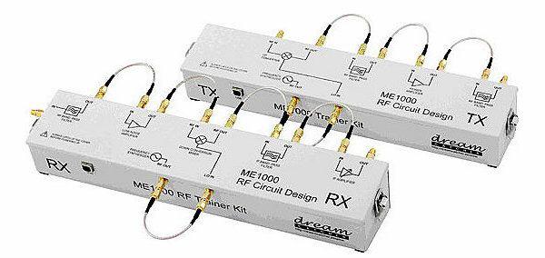 Keysight Y1800A Rf Training Kit And Lab Sheets