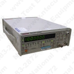 Advantest R5361B Frequency Counter 1 Ghz
