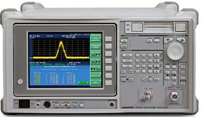 Advantest  9 Khz-3 Ghz Spectrum Analyzer