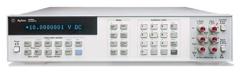 Keysight 3458A Multimeter