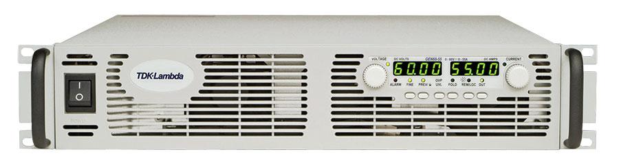 Tdk-Lambda Gen 100-100 100V, 100A, 10000W, Dc Power Supply
