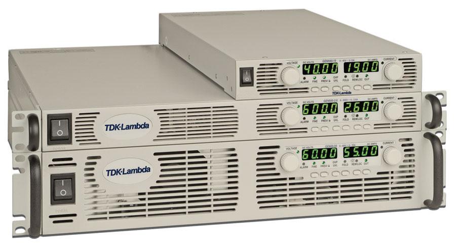 Tdk-Lambda Gen 10-240 10V, 240A, 2.4Kw, Dc Power Supply