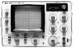 Agilent 3580A Spectrum Analyzer
