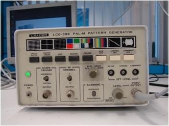 Leader Electronics Lcg-396 Pattern Generator