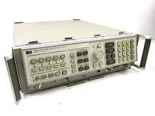 Agilent 85680A Spectrum Analyzer Rf Section 100Hz-1.5Ghz
