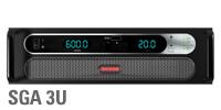 Sorensen Sga100-50 100V, 50A, 5Kw, Dc Power Supply