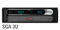 Sorensen Sga 600-17 600V, 17A, 10Kw, Dc Power Supply