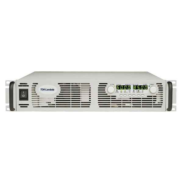 Tdk-Lambda Gen 600-8.5 5100W, 600V, 8.5A, Programmable Dc Power Supply