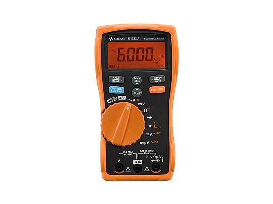 Keysight U1232A Handheld Digital Multimeter