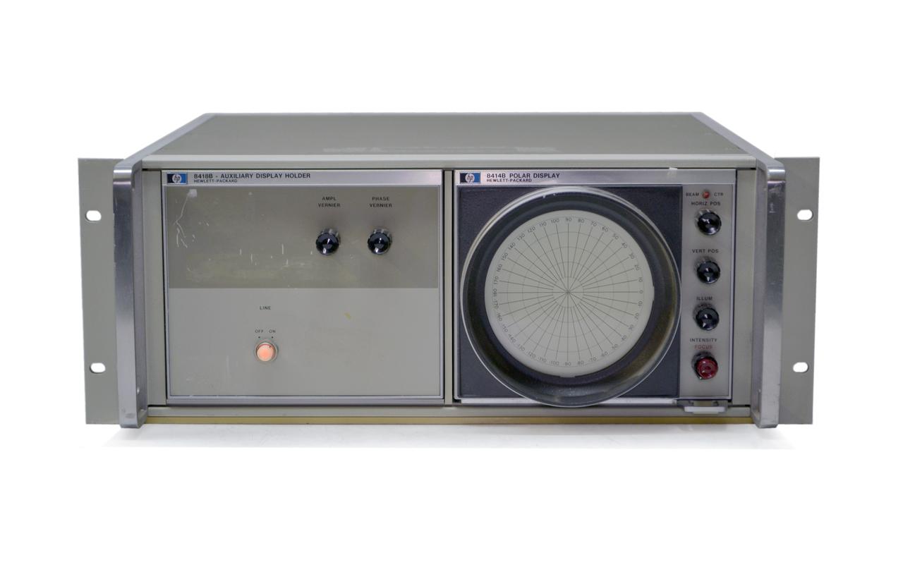 Agilent 8418b Mainframe