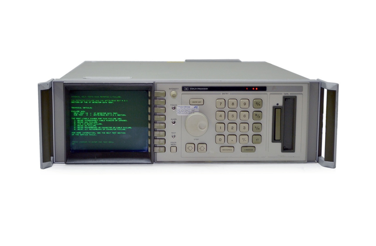 Agilent 85101B Network Analyzer