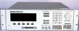 Agilent 8168D Optical Sources