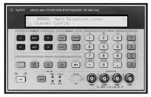 Agilent 11817A Calibration Fixture