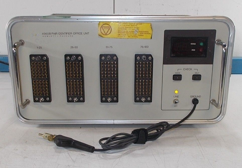 Agilent 4960B Communication Analyzer