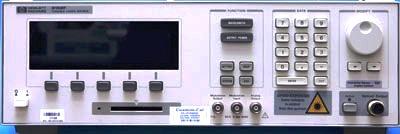 Agilent 8167B Optical Source