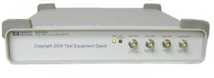 Agilent 83201 Communication Analyzer