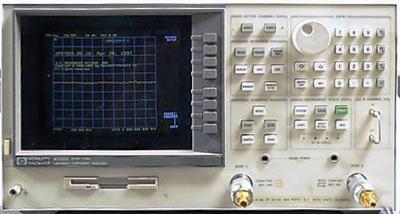 Agilent 8702D Lightwave Component Analyzer