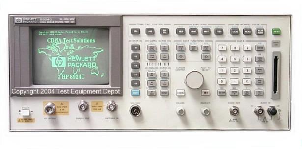 Agilent 8924C Communications Analyzer