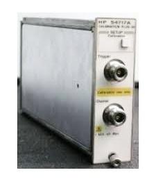 Agilent 54717A Calibration Fixture