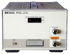 Agilent 8349B Amplifier