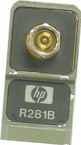 Agilent R281B Microwave Device