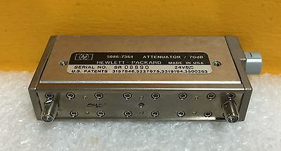 Agilent PRG-5086-7364 Attenuator | Component
