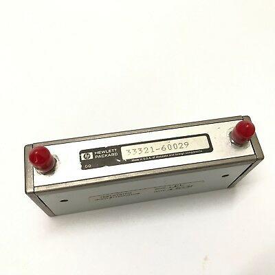 Agilent PRG-33321-60029 Attenuator | Component
