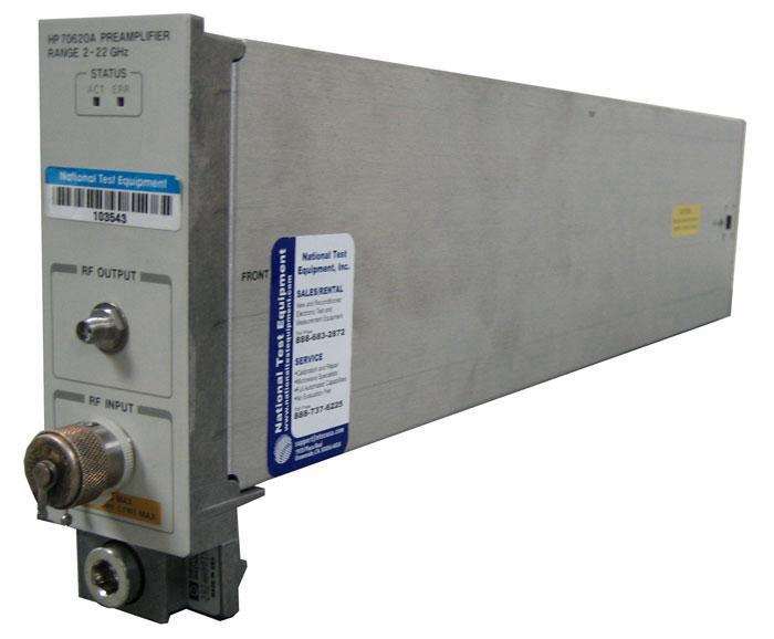 Agilent 70620A Amplifier