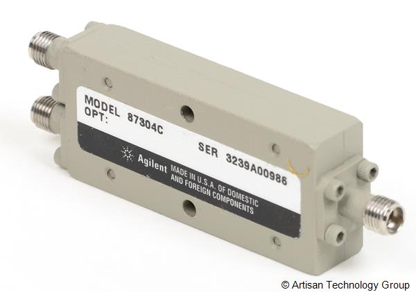 Agilent 87304C Microwave Device