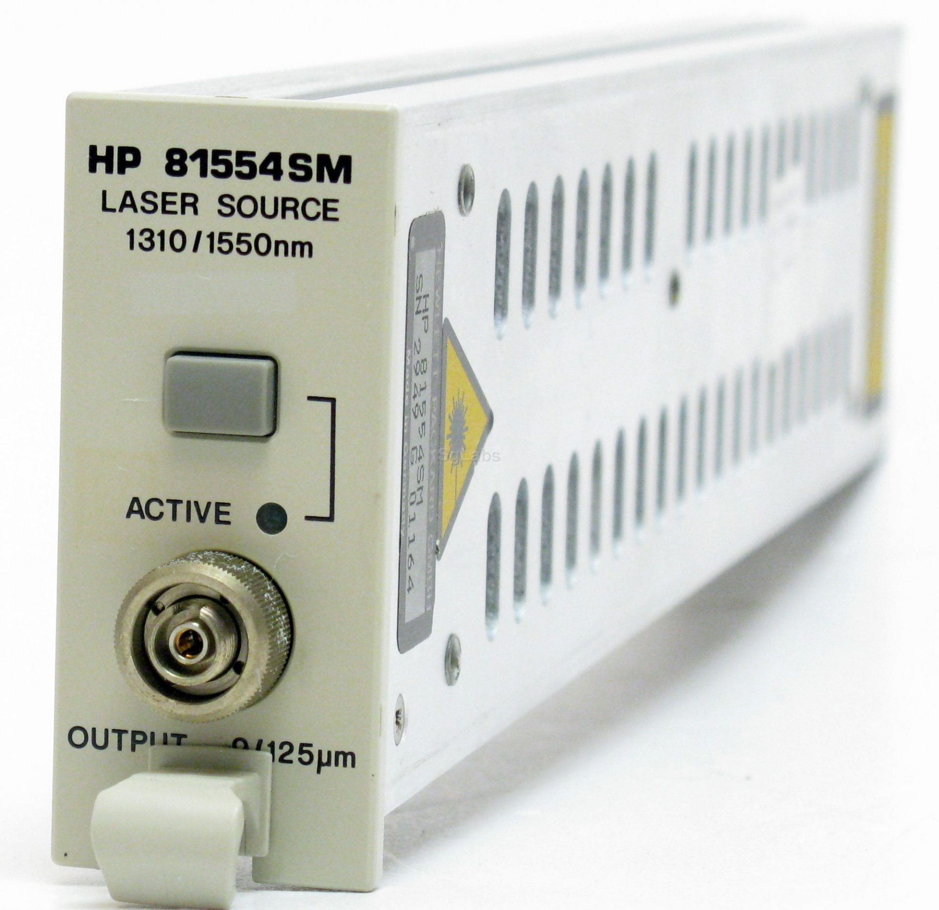 Agilent 81554SM Optical Source