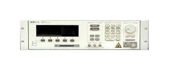 Agilent 8168C Optical Sources