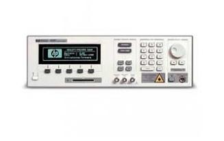 Agilent 8168F Optical Sources