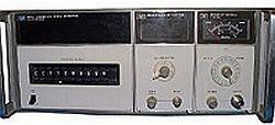 Agilent 8660A Mainframe