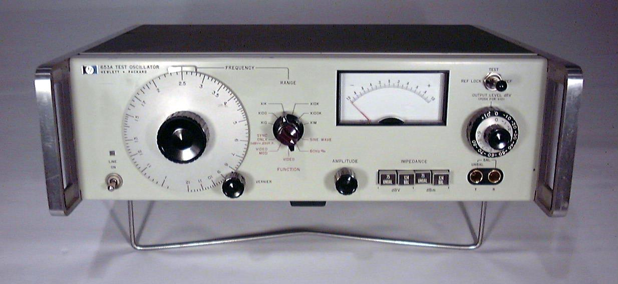Agilent 653A Calibration Fixture
