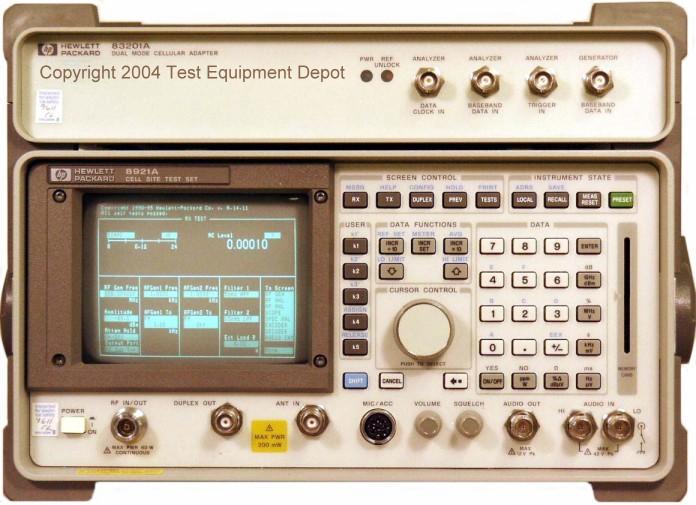 Agilent 8921D Communications Analyzer