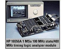 Agilent 16556A Logic Analyzer