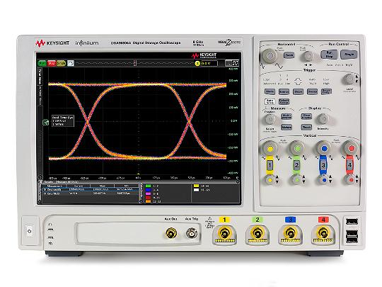 Agilent DSA90804A Oscilloscopes