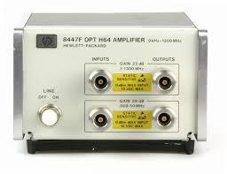 Agilent 8447F Amplifier