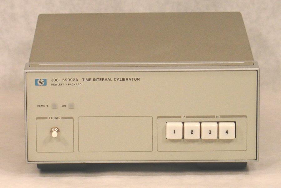 Agilent J06-59992A Calibrator