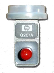 Agilent Q281A Microwave Device