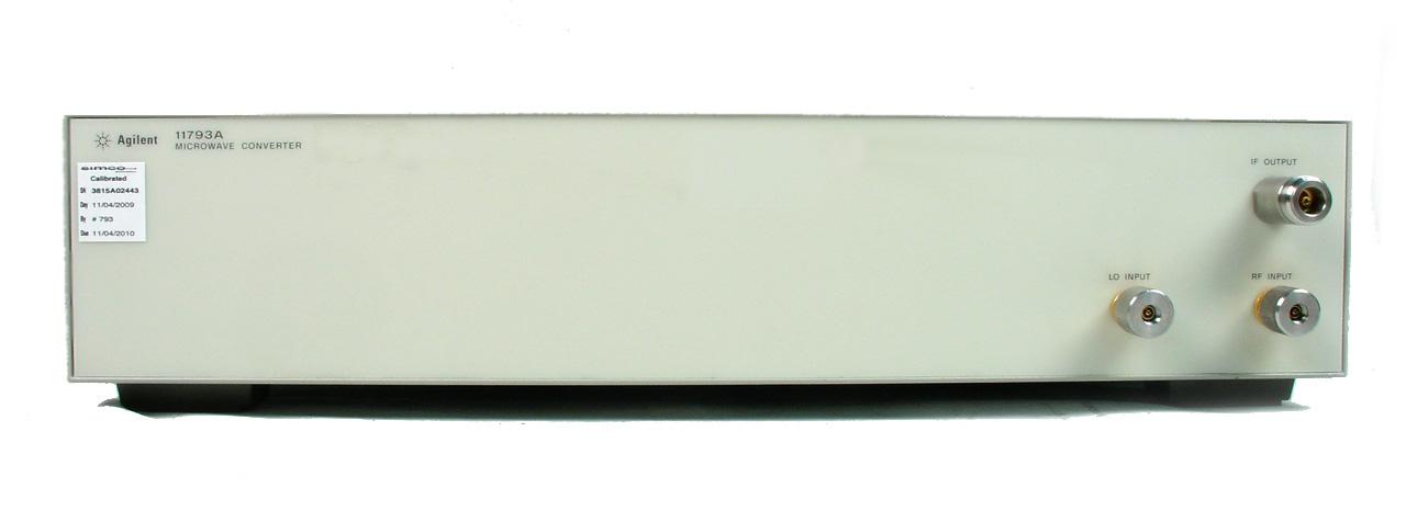 Agilent 11793A Microwave Device