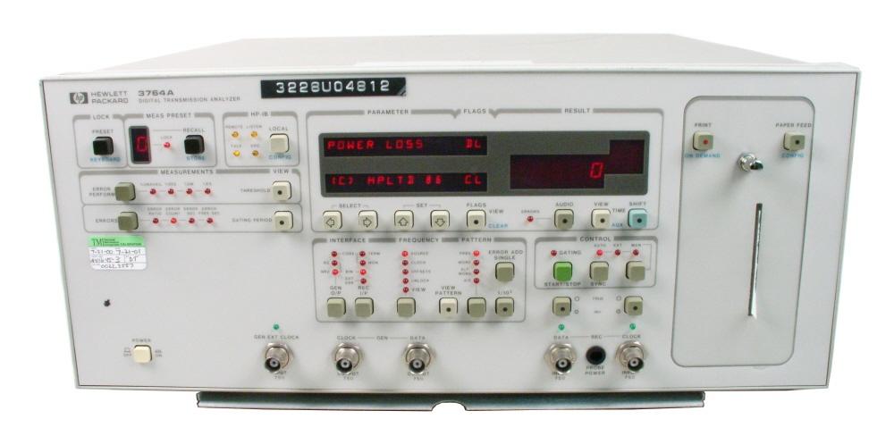 Agilent 3764A Communication Analyzer