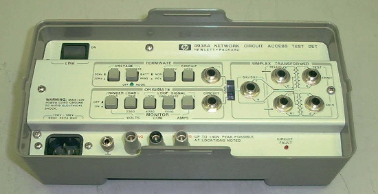 Agilent 4938A Communication Analyzer
