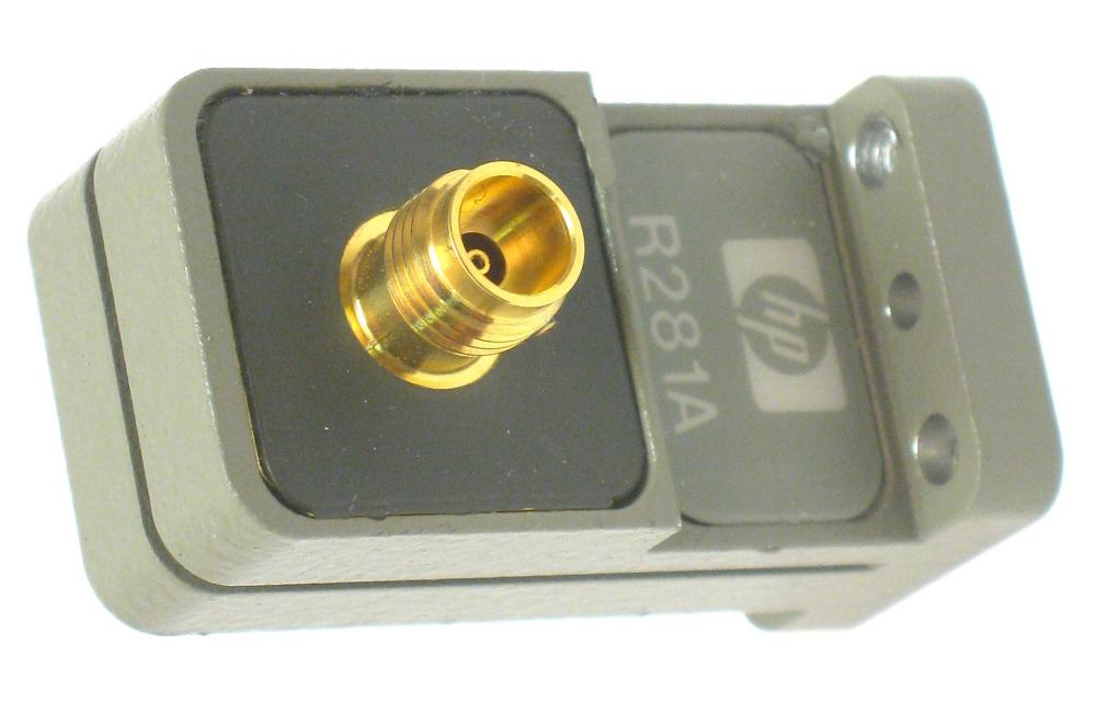 Agilent R281A Microwave Device