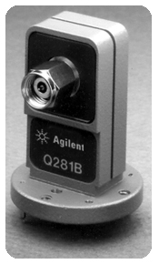 Agilent Q281B Microwave Device