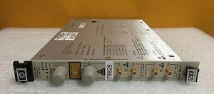 Agilent E1661A Communications Analyzer